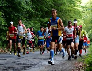 Andrei Gligor si Bery Fitness & Spa - Hercules Maraton