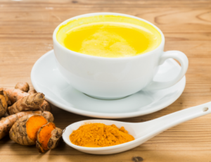 Laptele de aur / ''Golden milk'' autor Andreea Baltateanu