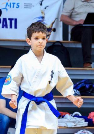 Sportivi mici, ambitii mari: Concurs de Karate