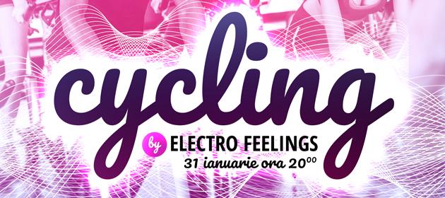 Cycling by Electro Feelings cu Chi Pah si Ruxandra Bunea