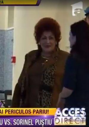Elena Merisoreanu la Bery Spa Berceni