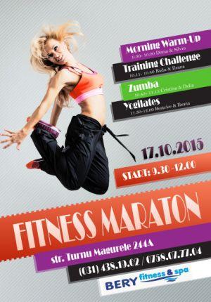Fitness Maraton Octombrie 2015