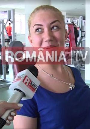 Romania TV la Bery Fitness&Spa !