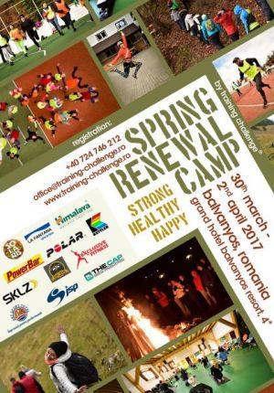 SPRING RENEWAL CAMP