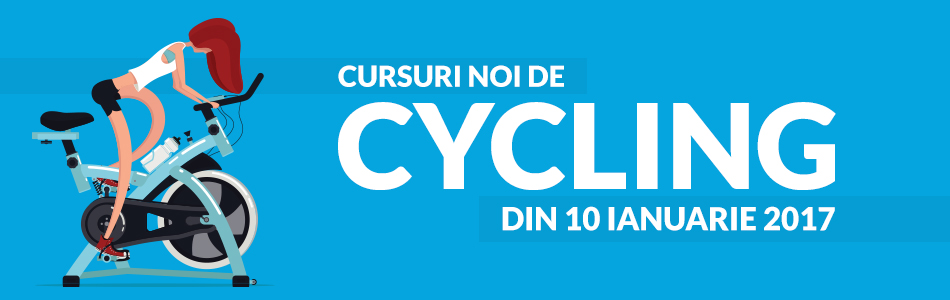 Cycling - din 10 ianuarie 2017