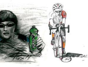 Andrei Gligor si Bery Fitness & Spa - 2014, un ultramaraton de fapte bune